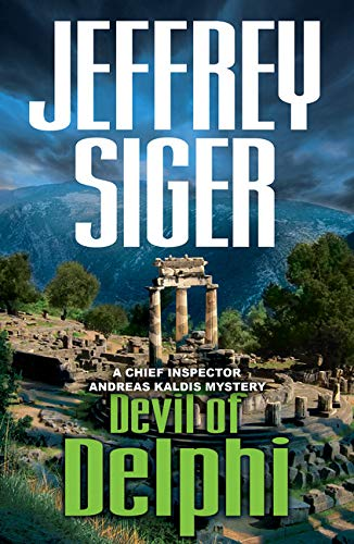 Image of Devil of Delphi (Chief Inspector Andreas Kaldis Series)