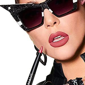 HAUS LABORATORIES By Lady Gaga: LE MONSTER MATTE LIP CRAYON | Lápiz Labial De Textura Cremosa Y Acabado Mate De Larga Duración, Barra De Labios De Color Y Cobertura Total | 0.05 Oz.