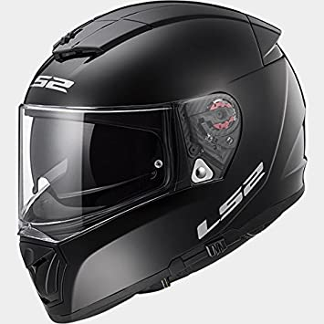 LS2 FF390 ROMPIADOR Bluetooth Listo (No Incluido) Doble Visera Casco de Moto de Cara