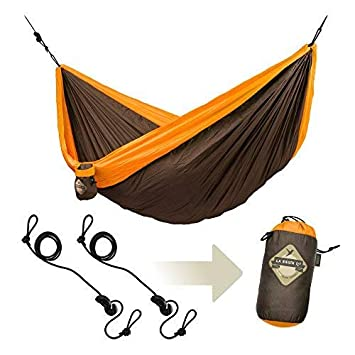 alpha-ene.co.jp COLIBRI Double Travel Hammock with Integrated ...