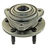 ACDelco 513215 Advantage Front Wheel Hub and Bearing Assembly with Wheel Studs