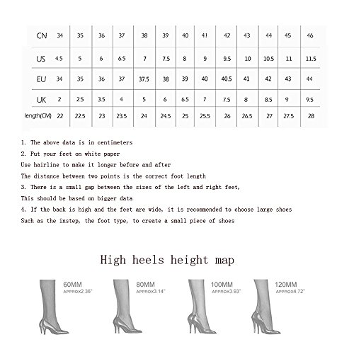 Plus Women's High Waterproof Wedding Size Summer Mouth Heel Evening Wine Optional and 35 Shoes Dress Heel Platform Size Candy Color Fish High Spring GAOLIXIA in Red Colour tdOxqzHwt