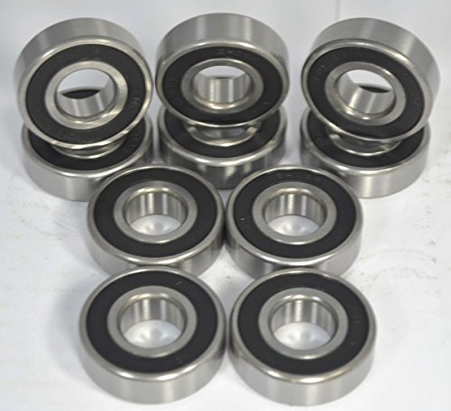 6203-2rs-c3-premium-sealed-ball-bearing-17x40x12-qty-10