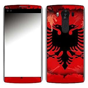 """Motivos Disagu Design Skin para LG V10 (H961N): """"Albanien"""""""