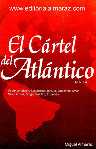 Amazon.com: El Cártel del Atlántico (Spanish Edition) eBook ...