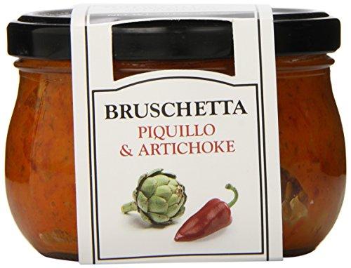 - Cucina & Amore Bruschetta Sauce, Piquillo and Artichoke, 7.9 Ounce (Pack of 6)