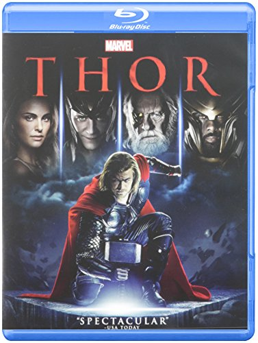 Thor [Blu-ray] by BUENA VISTA-MARVEL