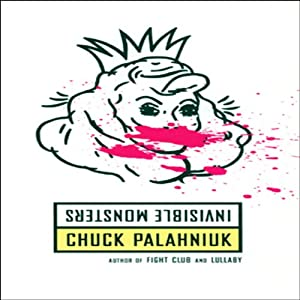 Invisible Monsters Audiobook