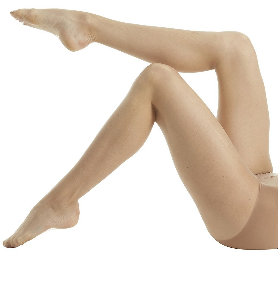 Donna Karan Hosiery Beyond The Nudes Control Top Pantyhose, M, Tone B04