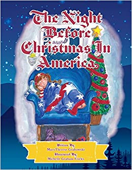 Buy The Night Before Christmas In America The Patriotic Version Of