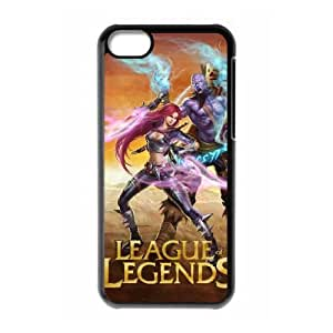 iphone5c cell phone cases Black League Of Legends fashion phone cases JY3514207