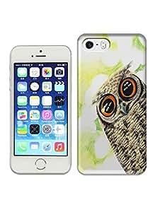 Hot Sale!! Z-Design Cute owl TPU Hard Case Cover for Apple iphone 5/5s