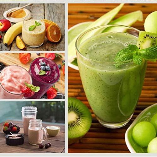 Zxb-shop Exprimidor Frutas y Vegetales hogar Blender Implementa Exprimidor portátil exprimidor de Fruta