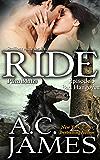 Ride: Bad Hangover: BBW Paranormal Shape Shifter Romance (Puca Mates Book Five)