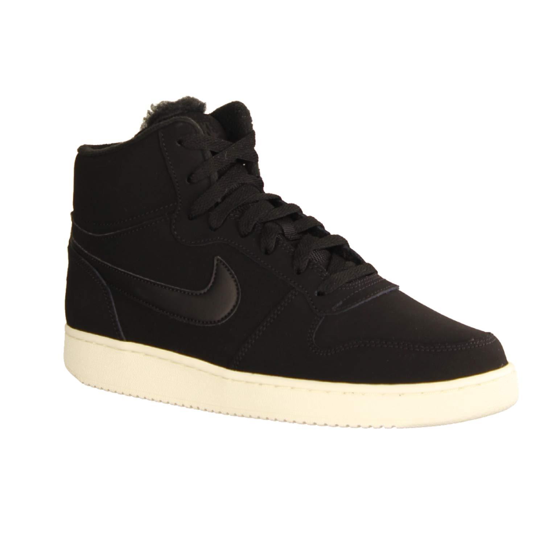 Nike INTERNATIONAL EBERNON MID SE,schwarz schwarz-SAI schwarz-SAI schwarz-SAI 42dbf2