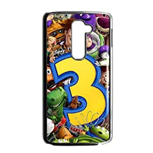 LG G2 Cell Phone Case Black Toy Story 44 Aukhn