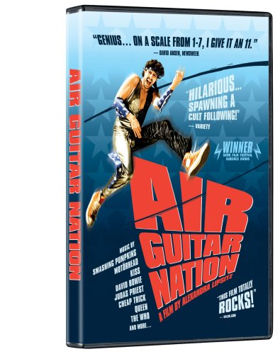 "DVD : David ""C-Diddy"" Jung - Air Guitar Nation (DVD)"