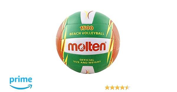 MOLTEN Volleyball Balón, Unisex, Verde, 5: Amazon.es: Deportes y aire libre