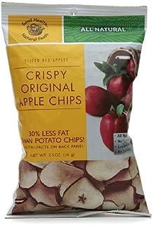 product image for Good Health Natural Foods Crispy Original Apple Chips, 12 pk 2.5 oz (70 g)