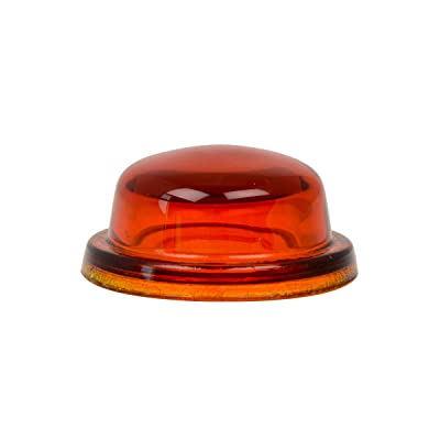 GG Grand General 82815 Amber Glass Lens for Dome Light: Automotive