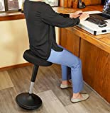 New Wobble Stool Adjustable Height Active Sitting
