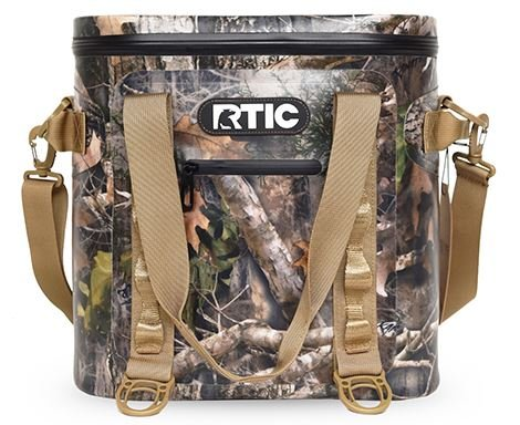 RTIC Soft Pack Cooler Camouflage