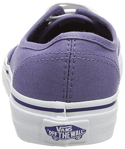 Vans Mixed Authentic White Adult Purple Sneakers airone Low true nnCPxw