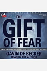 The Gift of Fear: And Other Survival Signals that Protect Us from Violence Audible Audiobook