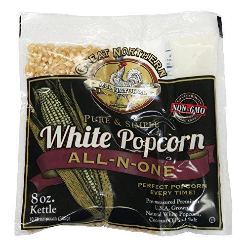 great northern 8 oz popcorn packs - 9