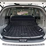 Winterial SUV Heavy-Duty Backseat Car Inflatable Travel Mattress for Camping, Perfect for Your Minivan or SUV, Full