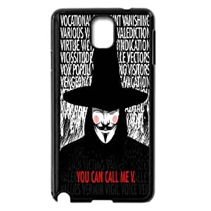 Best Quality [SteveBrady PHONE CASE] V for Vendetta For Samsung Galaxy NOTE4 CASE-5