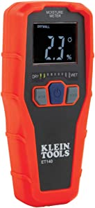 Klein Tools Pinless Moisture Meter