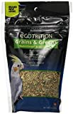 Ecotrition Cockatiel Variety Blend Grains and Greens, 6.5-Ounce (C546)