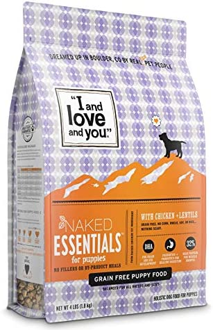 I and love and you Naked Essentials Dry Puppy Food