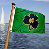 Notre Dame Boat and Nautical Flag