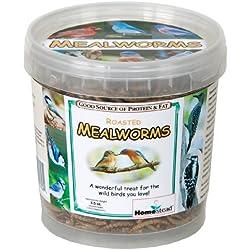 Homestead 3.5 oz Dried Meal Worm Tub - 4706