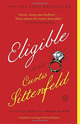 Eligible Novel Curtis Sittenfeld product image