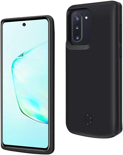 Rngqun Batería Funda para Samsung Galaxy Note 10 Battery ...