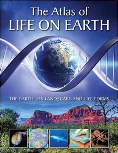 The Atlas of Life on Earth: The Earth