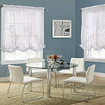 Commonwealth Rhapsody Hydrangea Balloon Curtain Panel