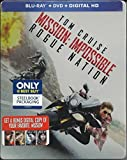 Mission: Impossible - Rogue Nation SteelBook