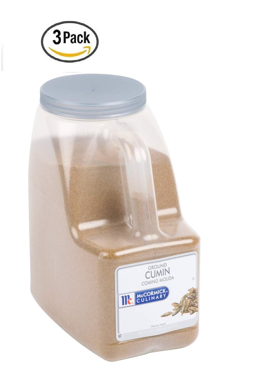 McCormick Ground Cumin - 4.5 lb.