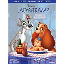Lady and the Tramp (Plus Bonus Content)