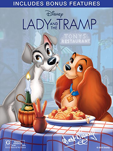 Lady And The Tramp  Plus Bonus Content