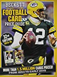 football price guide - Beckett Football Card Price Guide 2015-16