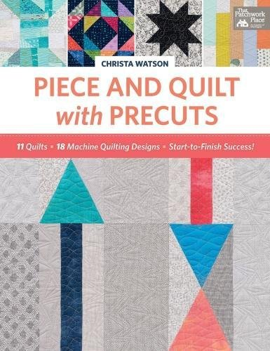 quilting with a walking foot - 9
