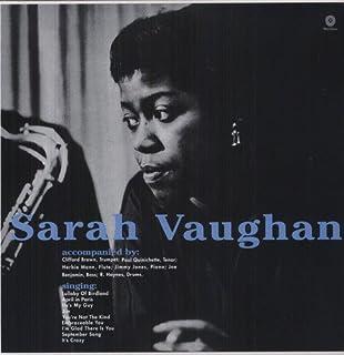 Sarah vaughan youre mine you amazon music with clifford brown with clifford brown sarah vaughan stopboris Gallery