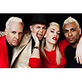 No doubt poster 36 inch x 24 inch / 20 inch x 13 inch
