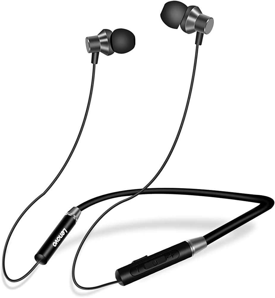 RegeMoudal Bluetooth Headphones Sport,Bluetooth 5.0 Wireless Sport Earphones,HiFi Sound,Waterproof Running Headphones w CVC 6.0 Noise Cancelling Mic, Running, Gym, 8 Hours Play Time