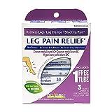 Image of Boiron Leg Pain Relief, 3 Pack of 80-Pellet Tubes, Zincum metallicum 6C Cuprum mettalicum, 6C Hypericum perforatum 30C, Homeopathic Medicine to Relieve Restless Legs Leg Cramps and Shooting Pain